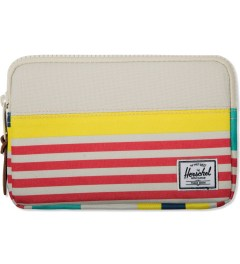 Herschel Supply Co. Malibu Stripe/Bone Anchor Sleeve for iPad Mini Picture