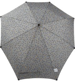 senz° Automatic Leopard Silver Senz6 Umbrella Model Picutre