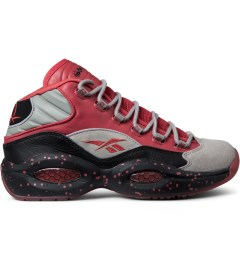 Reebok STASH x Reebok Carbon/Red/Black V61040 Question Mid Shoes Picture