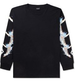 Marcelo Burlon Black Kubo L/S T-Shirt Picture