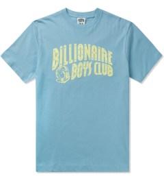 Billionaire Boys Club Dusk Blue/Sunshine S/S Classic Arch Logo T-Shirt Picture
