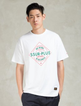 SSUR White Heat T-Shirt Picture