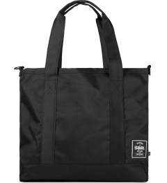 Stussy Black Stussy x Herschel Supply Co. Cities Tote Bag Picutre