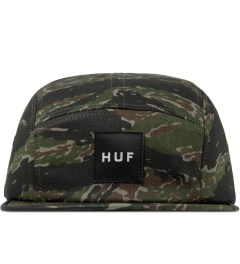HUF Olive Camo Volley Cap Picture