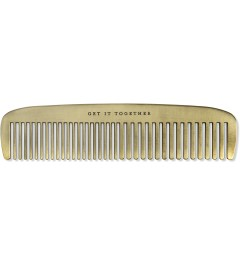 IZOLA Get It Together Brass Comb Picture