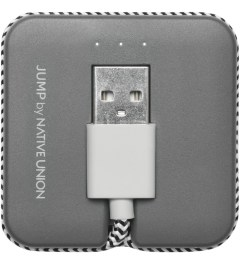 Native Union Slate Jump Cable (Lightning) Model Picutre