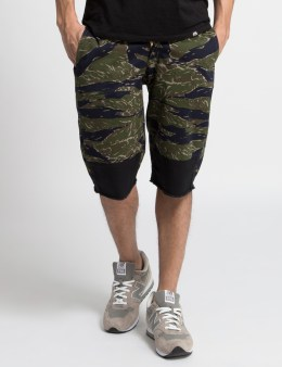 WHIZ Tiger Mil Shorts Picture