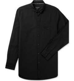 ZANEROBE Black Seven Foot L/S Shirt Picture