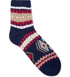 CHUP Navy Yosemite Socks Picutre