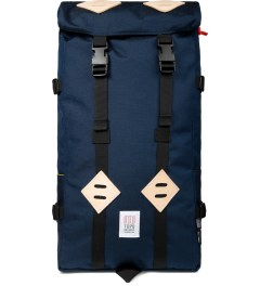 TOPO DESIGNS Navy Klettersack Backpack Picture
