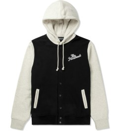 The Hundreds Black Raphael Snap Jacket Picture