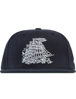 SSUR Caviar Cartel Navy Ship Snapback Picture