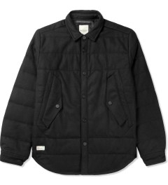 Marshall Artist Charcoal Thermal Wool Jacket Picutre