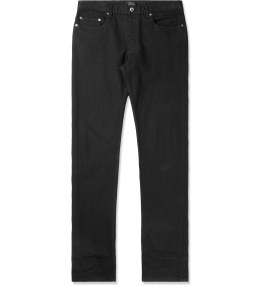 A.P.C. Black New Standard Washed Jeans Picture