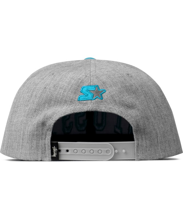 Turquoise 3D Arch Starter Cap