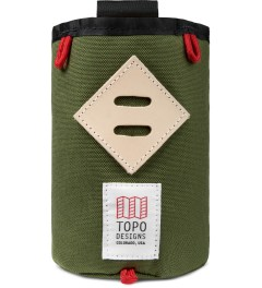 TOPO DESIGNS Olive Clinch Bag Picture
