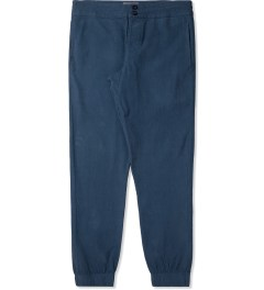 Lightning Bolt Insignia Blue Oswald Cord Pants Picture