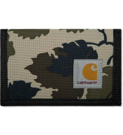 Carhartt WORK IN PROGRESS Camo Mitchell Wallet Picutre