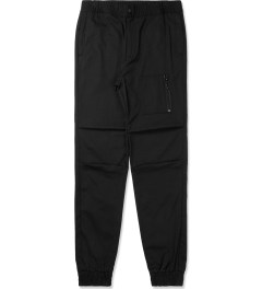 Penfield Black Howland Cuffed Utility Pants Picture