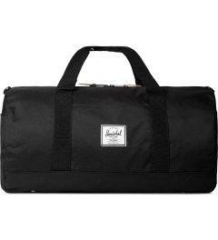 Herschel Supply Co. Black Sutton Duffle Bag Picutre