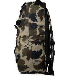 Carhartt WORK IN PROGRESS Camo Mitchell Kickflip Backpack Model Picutre