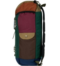 Epperson Mountaineering Coyote/Forest Green Climb Pack Model Picture