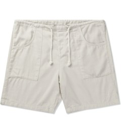 Lightning Bolt Silver Birch Jonnys Twill Rope Shorts Picture