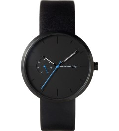 Grey Hours Black Essential Watch Picture