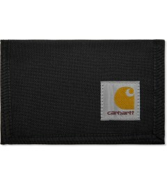 Carhartt WORK IN PROGRESS Black Wallet Picutre