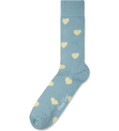 Happy Socks Baby Blue Heart Socks Picture