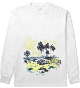 Copson White Ocean Drive T-Shirt Picture