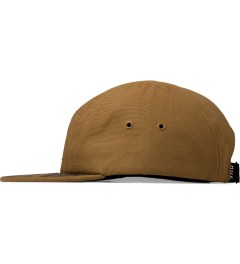 HUF Rust Bourdon Volley Cap Model Picutre