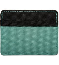 Herschel Supply Co. Seafoam/Black Charlie Cardcase Model Picutre