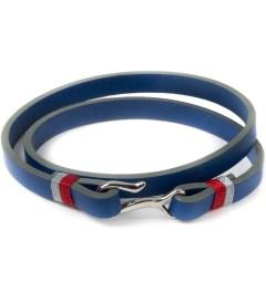 Miansai Blue Foksol Silver Bracelet Picutre