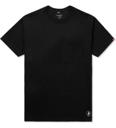 "Bedwin & The Heartbreakers Black ""Barney"" Pocket T-Shirt Picutre"