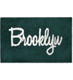 SECOND LAB Deep Green Brooklyn Rug Picutre