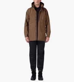 ACRONYM® Brown GT-J34 Jacket Model Picture