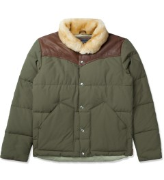 Penfield Lichen Rockwool Down Insulated Jacket Picture
