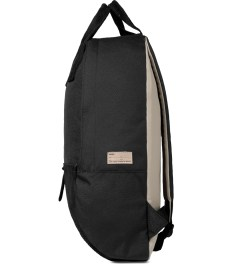 Buddy Black Ear Long Backpack Model Picture