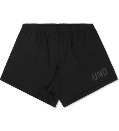 Undefeated Black Track Shorts II Picture
