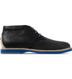 Thorocraft Black Harloe Shoes Picutre