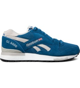 Reebok Blue GL 6000 Shoes Picture