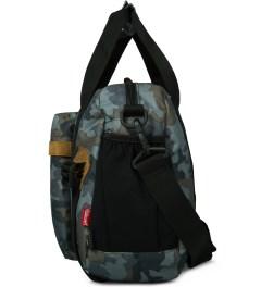 The Earth Camo OD-13L. Travel Bag Model Picutre
