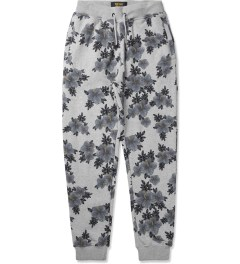 10.Deep Heather Grey Division Sweatpants Picutre