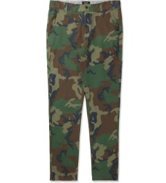 HUF Woodland Camo Fulton Chino Pants Picture