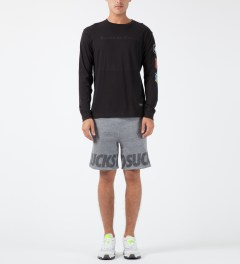 CLSC Athletic Heather STS Sweat Shorts Model Picture