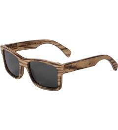 Shwood Grey Polarized Haystack: Slugger Original Set Model Picture