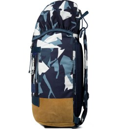 Puma BWGH x PUMA Medieval Blue Backpack Model Picture