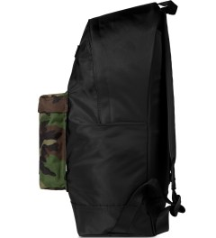 Head Porter Camo Zephyr Day Pack Model Picutre