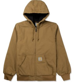 Carhartt WORK IN PROGRESS Hamilton Brown Active Jacket Picutre